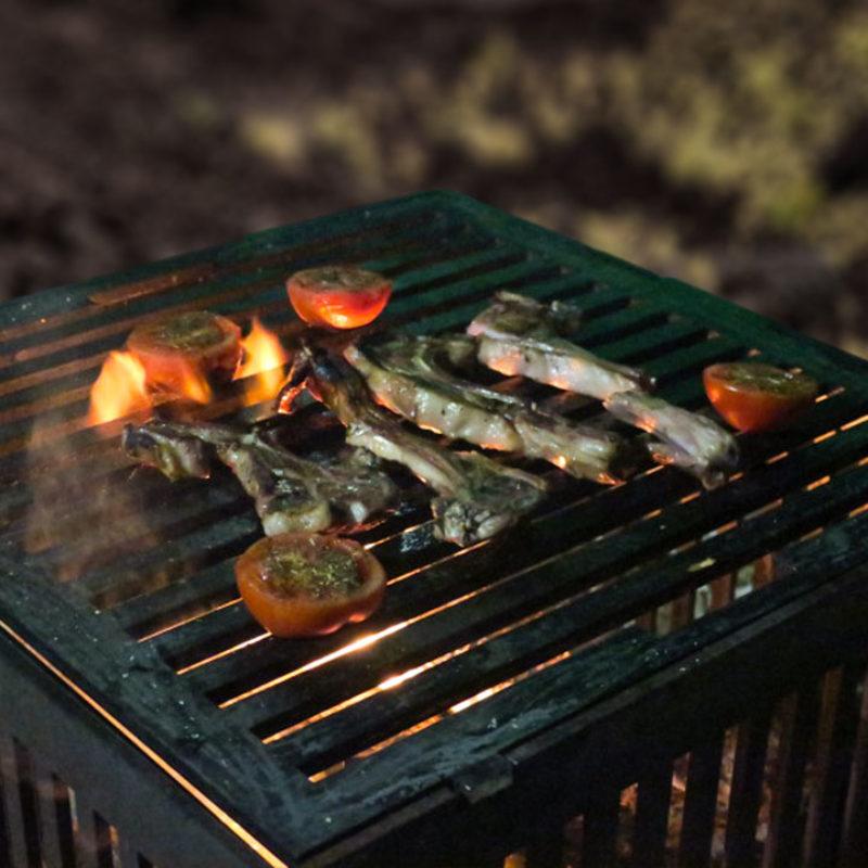 cuisson grillades au bbq avec les dérivés